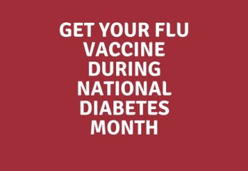 Announcing: National Diabetes Month in the United States