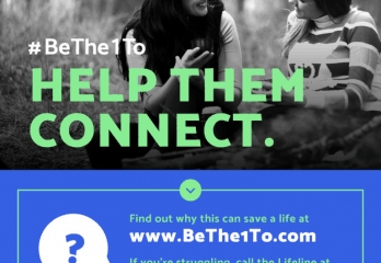 be the one to connect 2019